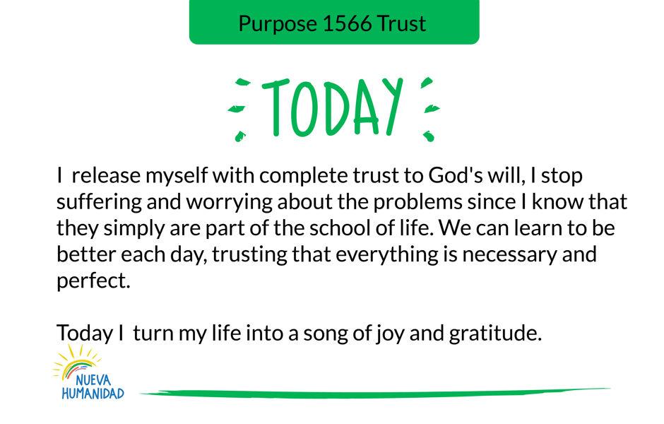 Purpose 1566 Trust