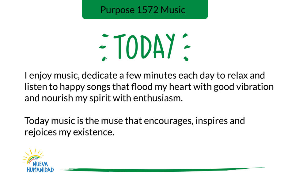 Purpose 1572 Music