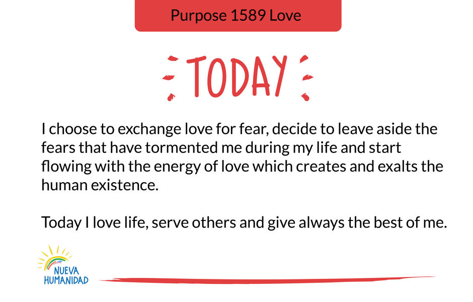Purpose 1589 Love