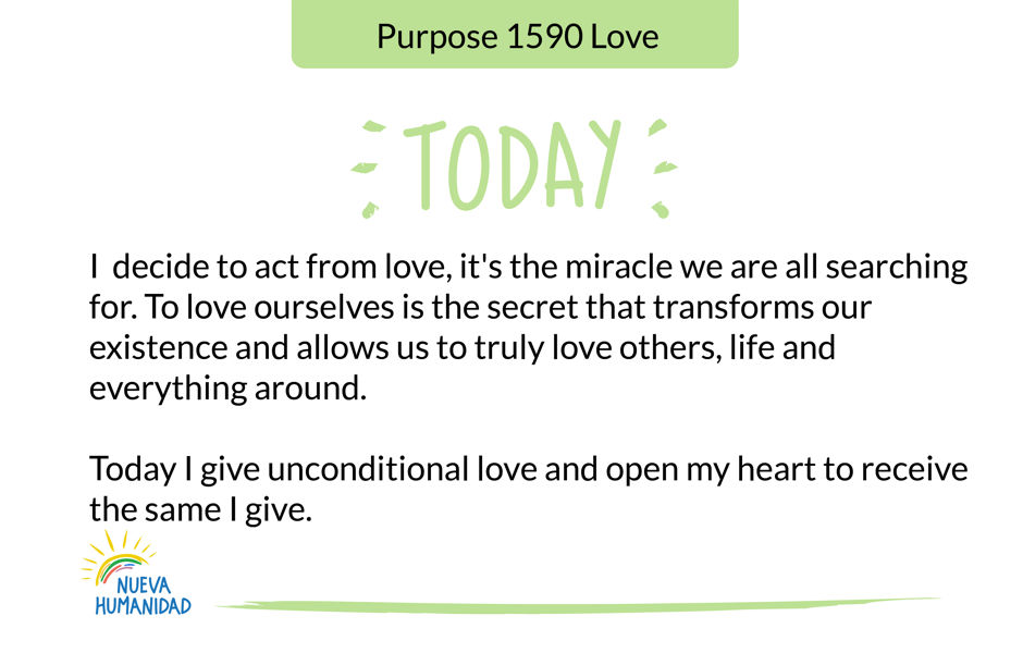 Purpose 1590 Love