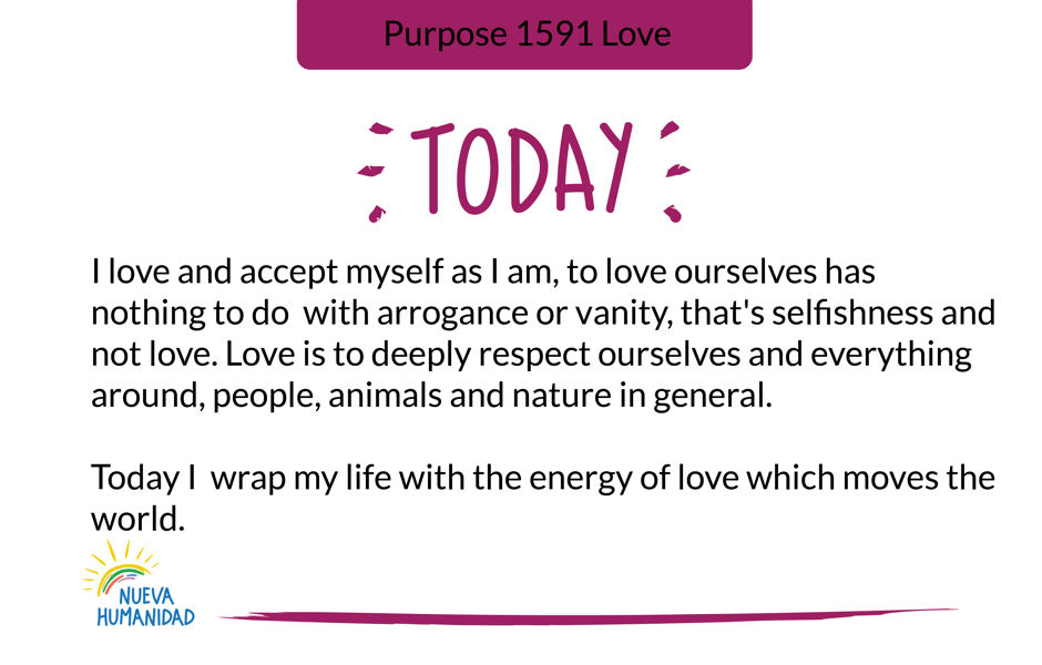Purpose 1591 Love