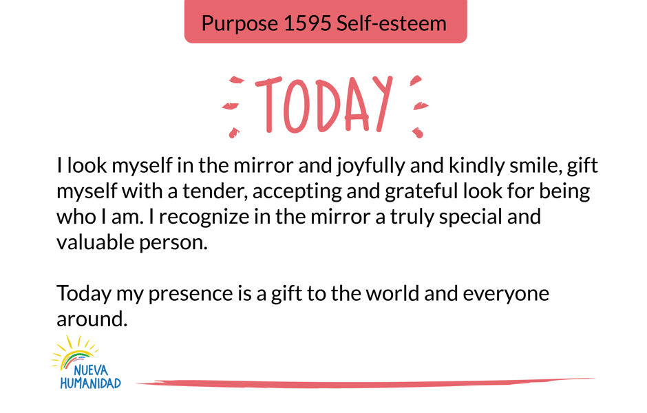 Purpose 1595 Self-esteem
