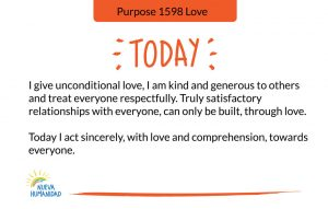 Purpose 1598 Love