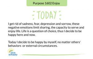 Purpose 1602 Enjoy