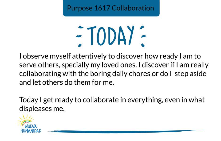 Purpose 1617 Collaboration