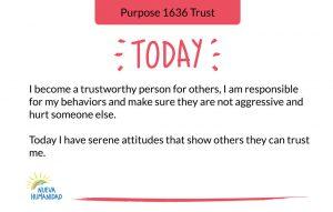 Purpose 1636 Trust