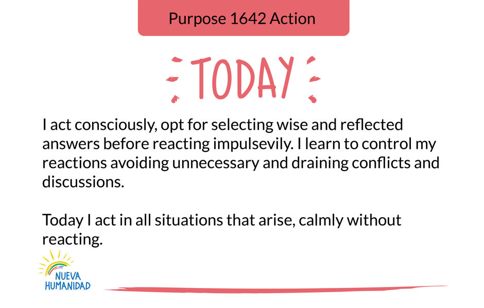 Purpose 1642 Action