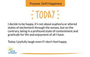 Purpose 1645 Happiness