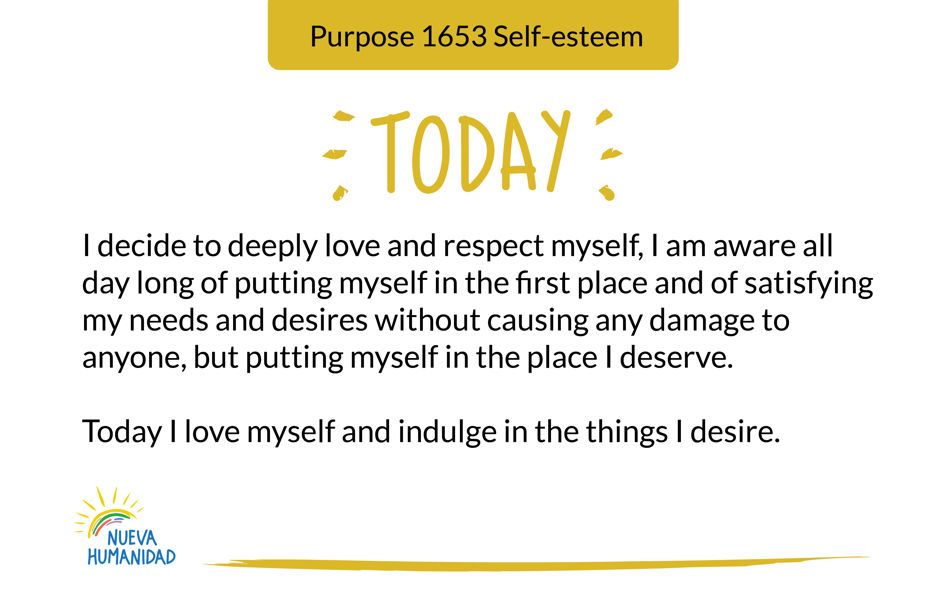 Purpose 1653 Self-esteem