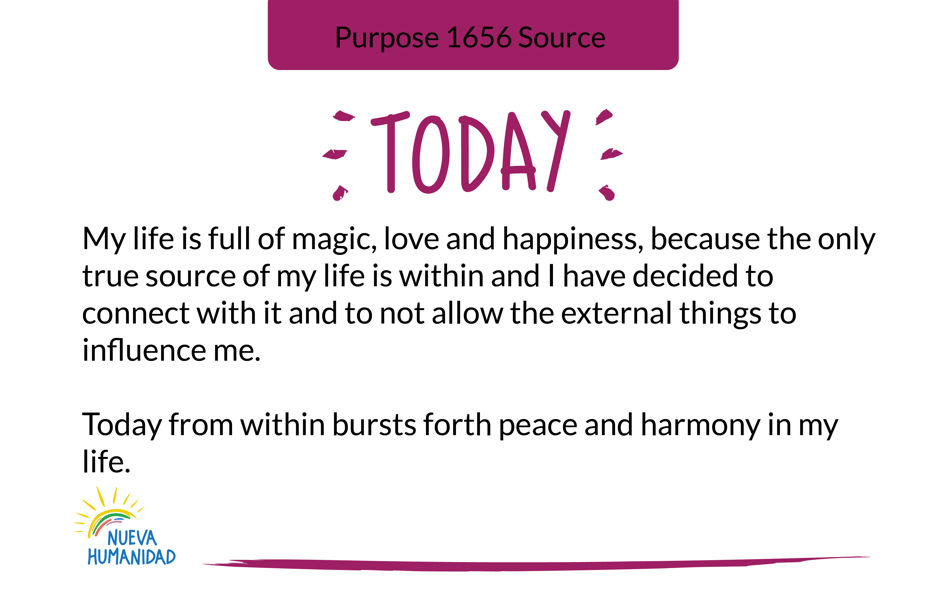 Purpose 1656 Source