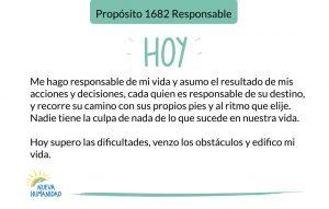 Propósito 1682 Responsable