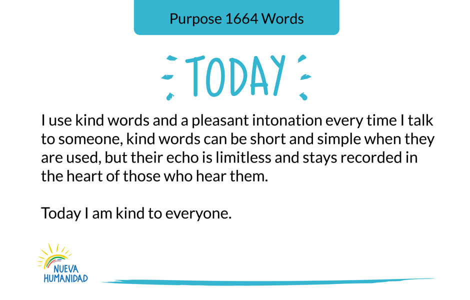 Purpose 1664 Words