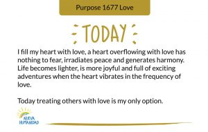 Purpose 1677 Love