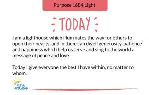 Purpose 1684 Light