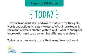 Purpose 1688 Results