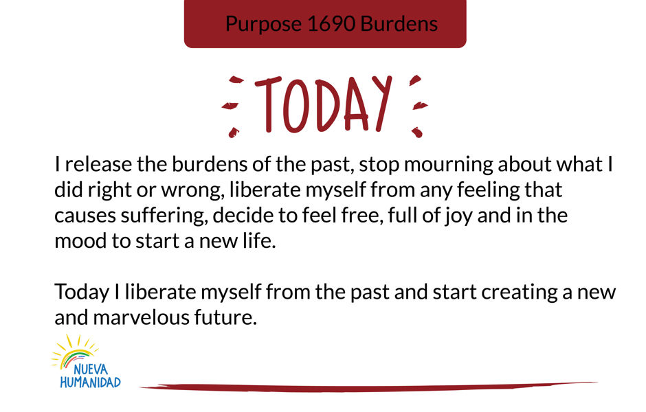 Purpose 1690 Burdens