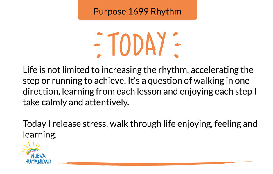 Purpose 1699 Rhythm