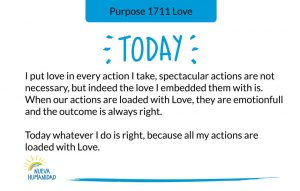 Purpose 1711 Love