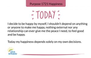 Purpose 1721 Happiness