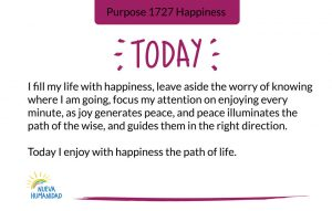Purpose 1727 Happiness