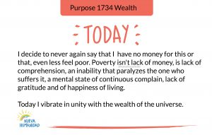 Purpose 1734 Wealth