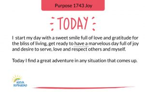 Purpose 1743 Joy