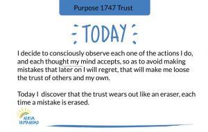 Purpose 1747 Trust