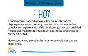 Propósito 1777 Poder Divino