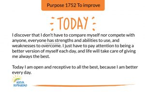 Purpose 1752 To improve