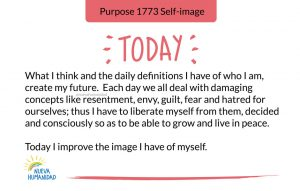 Purpose 1773 Self-image