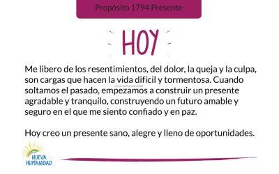 Propósito 1794 Presente