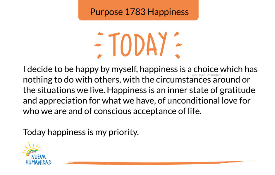 Purpose 1783 Happiness