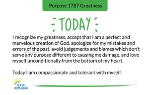 Purpose 1787 Greatness