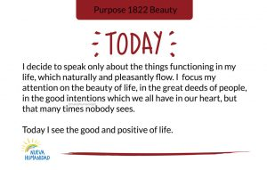 Purpose 1822 Beauty