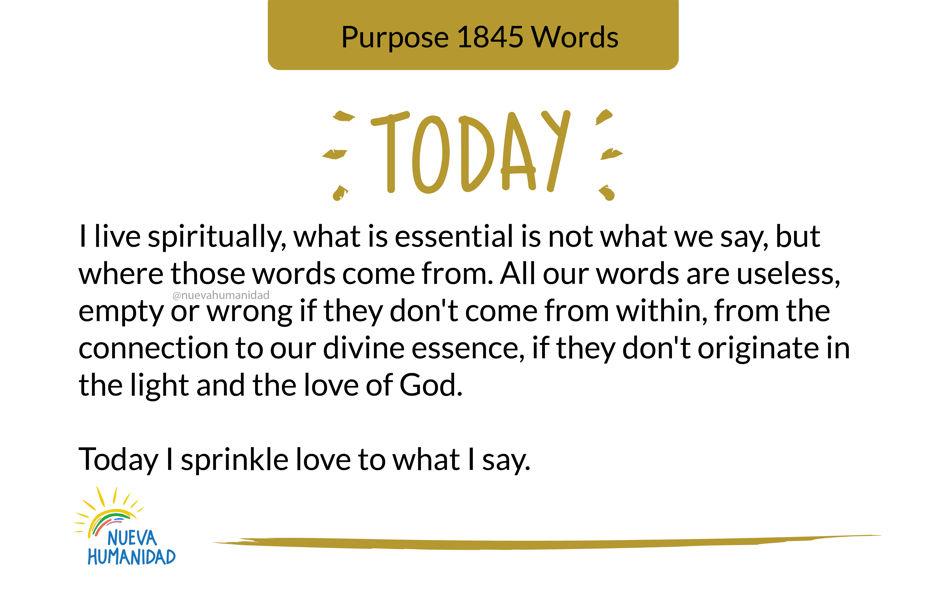 Purpose 1845 Words