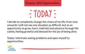 Purpose 1852 Opportunities