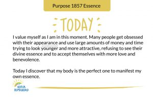 Purpose 1857 Essence