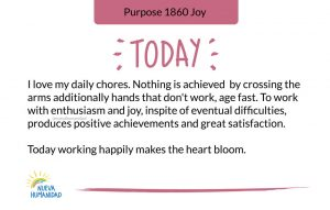 Purpose 1860 Joy