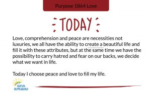 Purpose 1864 Love