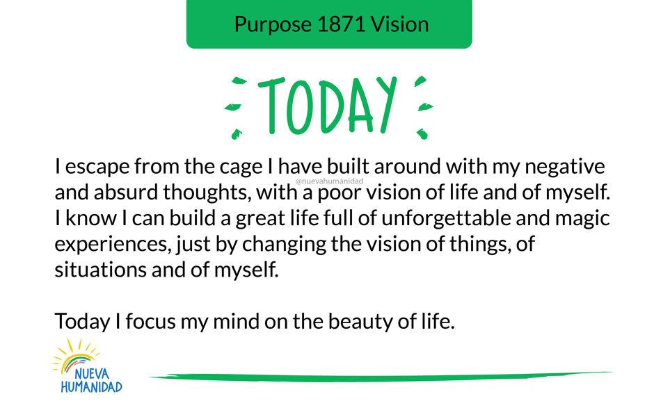 Purpose 1871 Vision