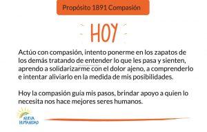 Propósito 1891 Compasión