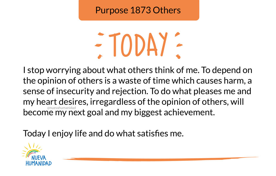 Purpose 1873 Others