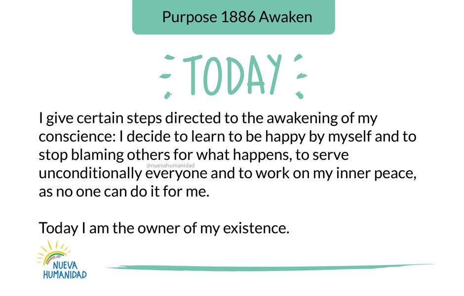 Purpose 1886 Awaken