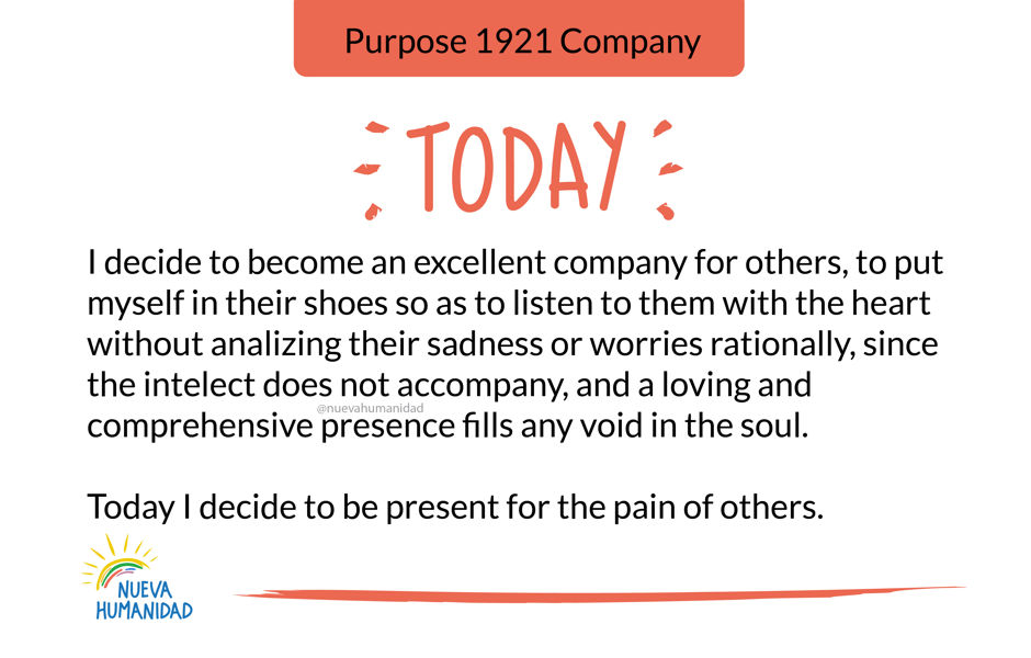 Purpose 1921 Company
