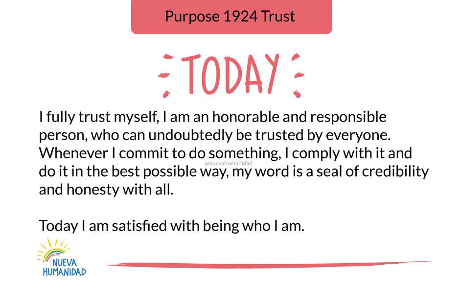 Purpose 1924 Trust