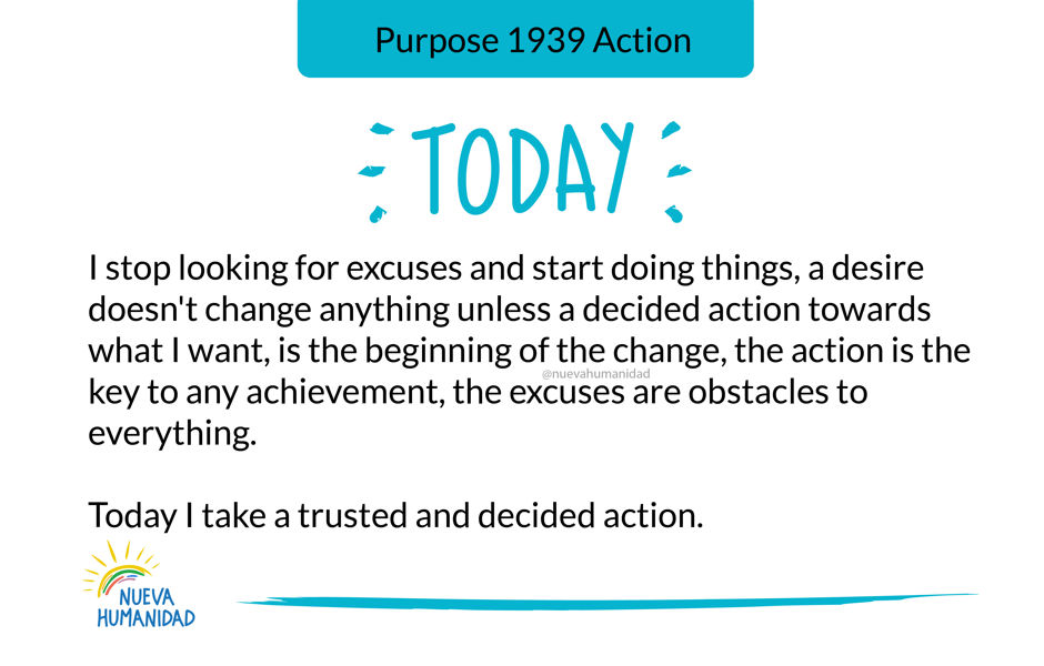 Purpose 1939 Action
