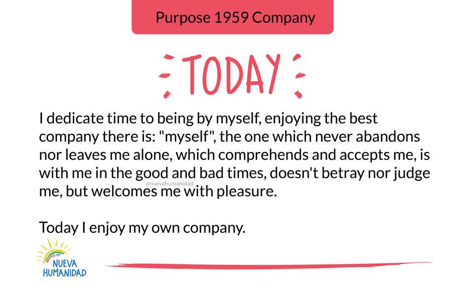 Purpose 1959 Company