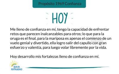 Propósito 1969 Confianza