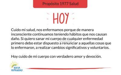 Propósito 1977 Salud