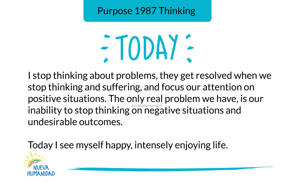 Purpose 1987 Thinking